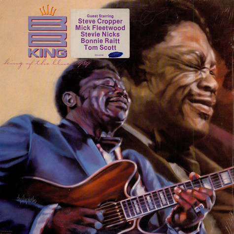 B.B. King - King Of The Blues 1989