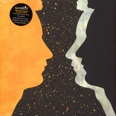 Tom Misch - Geography Colored Vinyl Edition