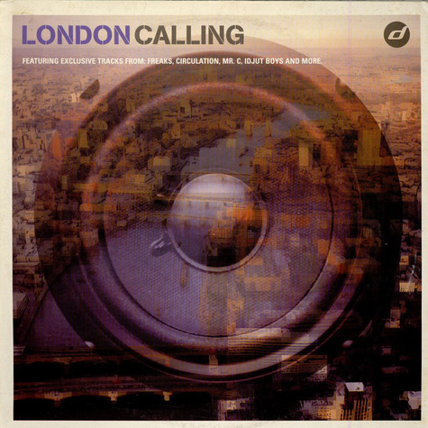 V.A. - London Calling - Exclusive Tracks From The Cream Of London House Producers