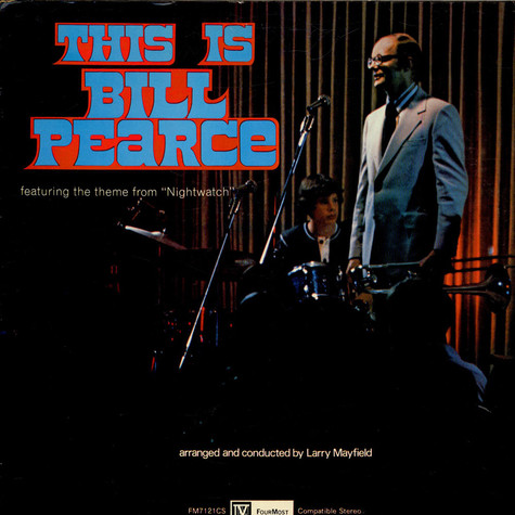 Bill Pearce - This Is Bill Pearce