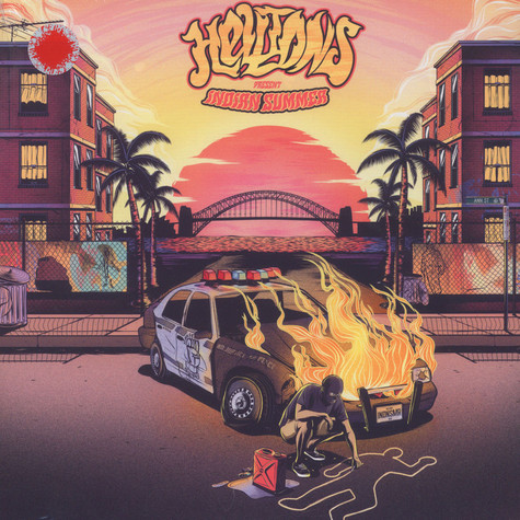 Hellions - Indian Summer Colored Vinyl Edition