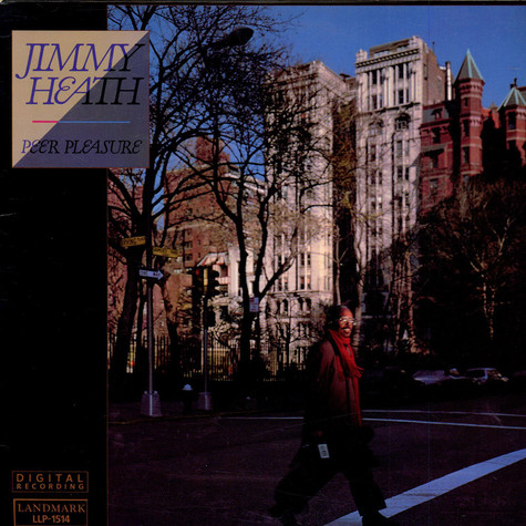 Jimmy Heath - Peer Pleasure