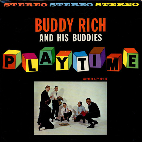 Buddy Rich & His Buddies - Playtime