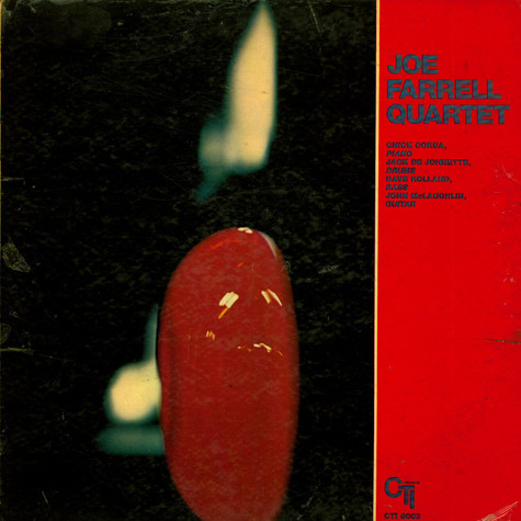 Joe Farrell Quartet - Joe Farrell Quartet
