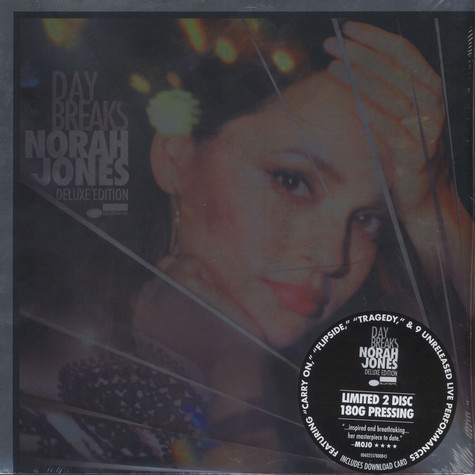 Norah Jones - Day Breaks Deluxe Edtion