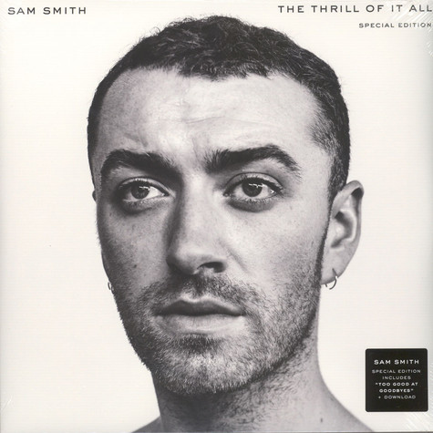 Sam Smith - The Thrill Of It All Limited Edition