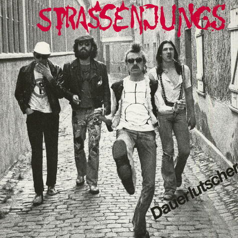 Strassenjungs - Dauerlutscher Colored Vinyl Edition