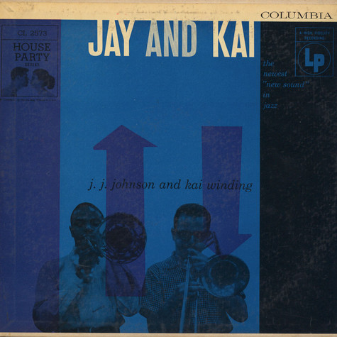 J.J. Johnson And Kai Winding - Jay And Kai