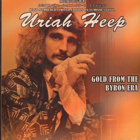 Uriah Heep - Gold From The Byron Era Luminous Clear Vinyl Edition
