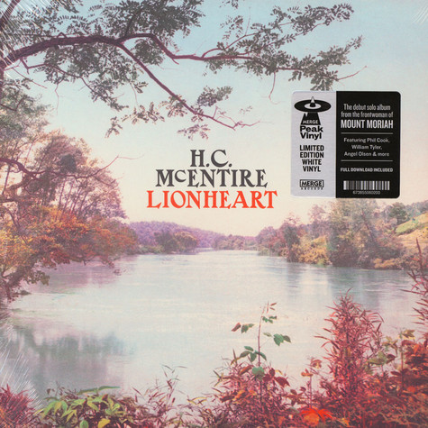H.C. Mcentire - Lionheart Colored Vinyl Edition