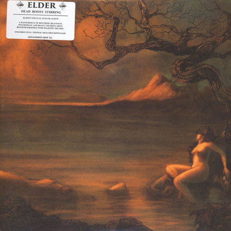 Elder - Dead Roots Stirring Colored Vinyl Edition