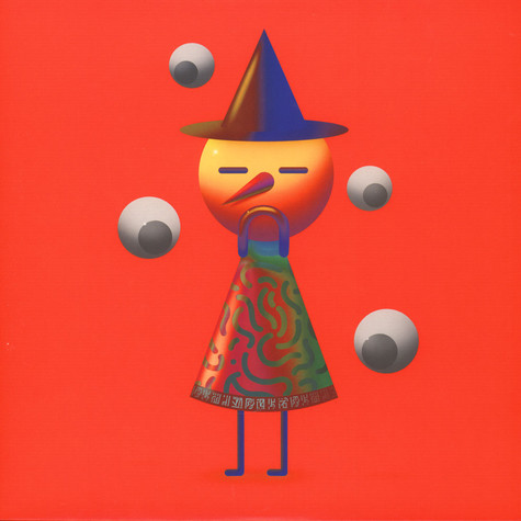 Iglooghost - Little Grids EP Red Vinyl Edition