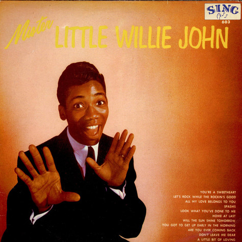 Little Willie John - Mister Little Willie John