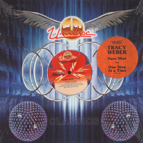 Tracy Weber - Sure Shot / One Step At A Time