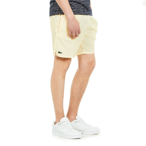 Lacoste - Striped Seersucker Shorts