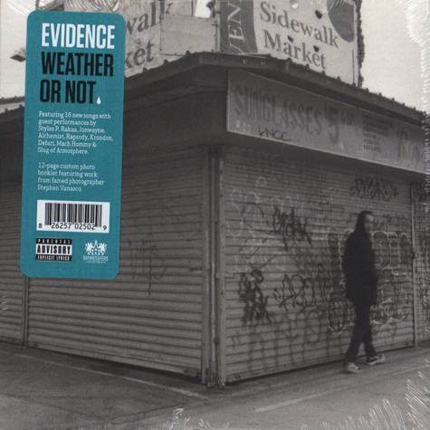 Evidence of Dilated Peoples - Weather Or Not