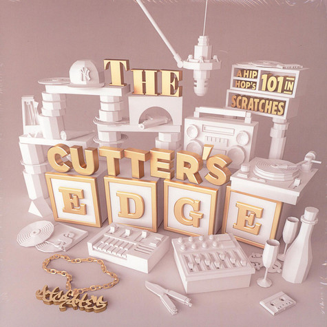 DJ Crates - The Cutter's Edge