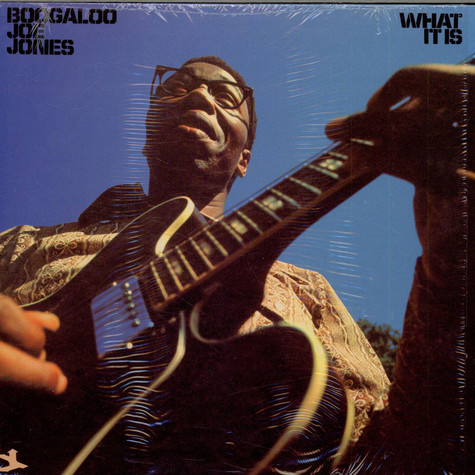 Boogaloo Joe Jones - What It Is