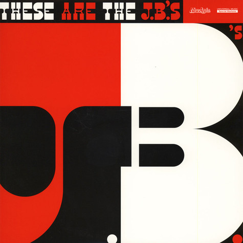 J.B.'s, The - These Are The J.B.'s