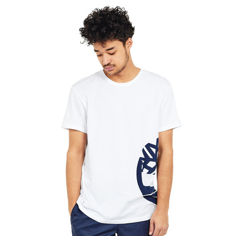 Timberland - SS Vintage Inspired Tee Multi Graphic