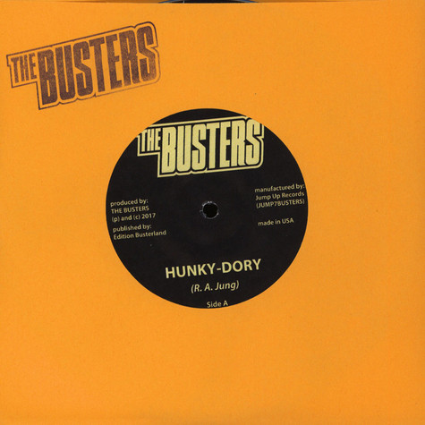Busters, The - Hunky Dory & Ska Bang 87