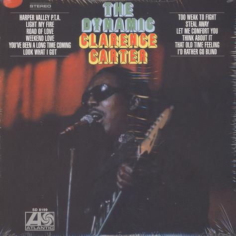 Clarence Carter - The Dynamic Clarence Carter