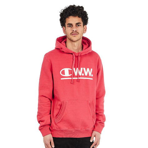 Champion x Wood Wood - Luis Hooded Sweater