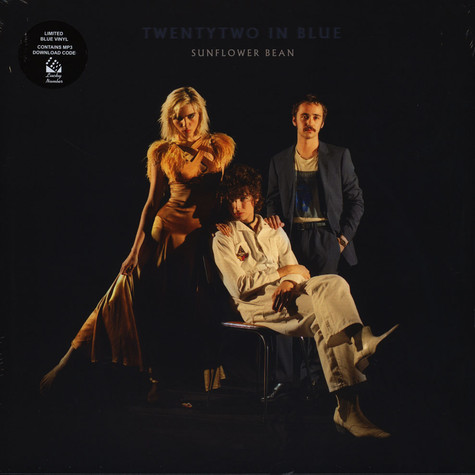 Sunflower Bean - Twentytwo In Blue Blue Vinyl Edition