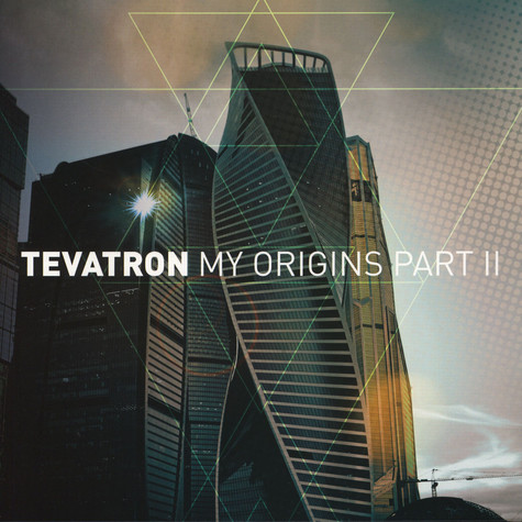 Tevatron - My Origins Part II