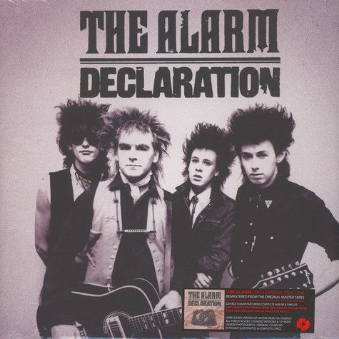 Alarm, The - The Alarm 1984-1985 (Remastered & Expanded)