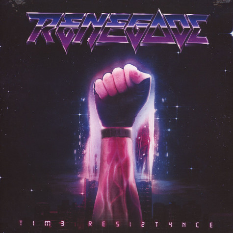 Renegade - Time Resistance Colored Vinyl Edition