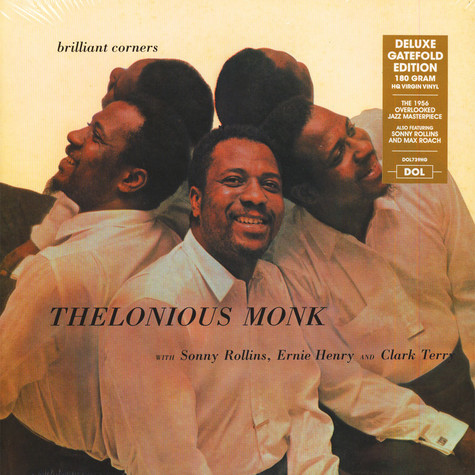 Thelonious Monk & Sonny Rollins - Brillant Corners Gatefold Sleeve Edition