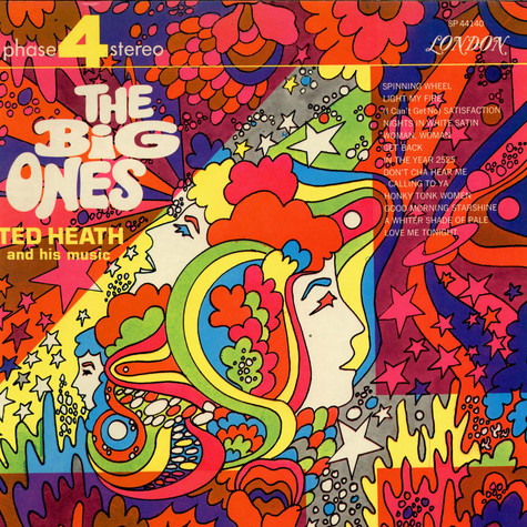 Ted Heath And His Music - The Big Ones