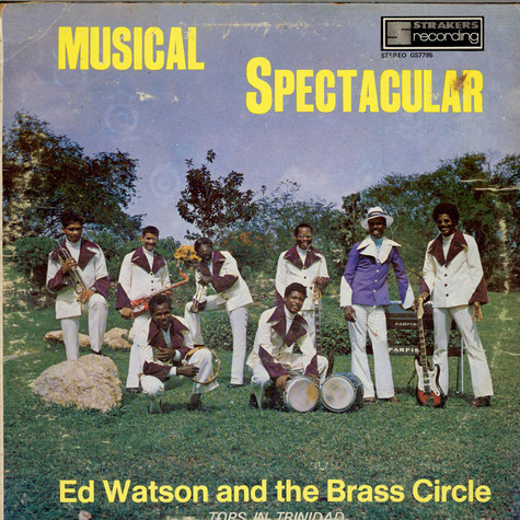 Ed Watson And The Brass Circle - Brass In Rage