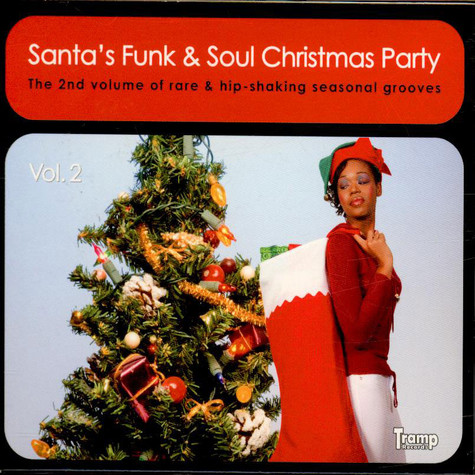 V.A. - Santa's Funk & Soul Christmas Party Vol. 2