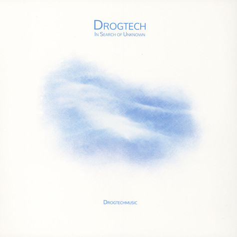 Drogtech - In Search of Unknown Clear Vinyl Edition