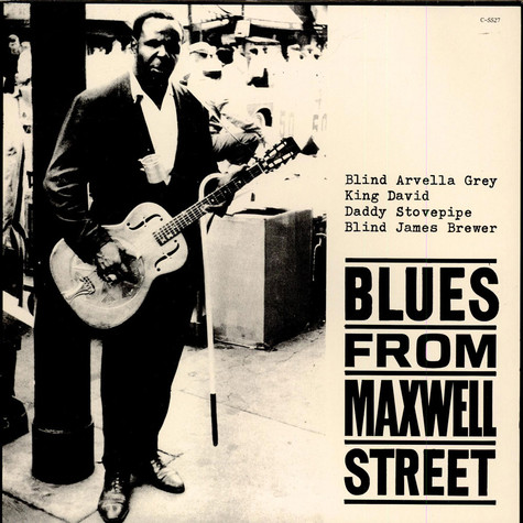 V.A. - Blues From Maxwell Street