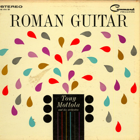 Tony Mottola And His Orchestra - Roman Guitar