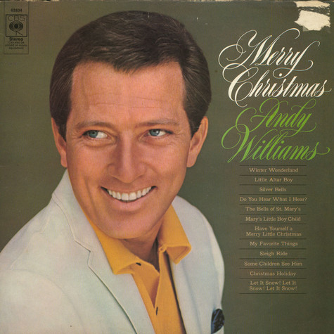 Andy Williams. Merry Christmas
