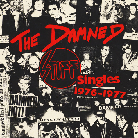 Damned, The - The Stiff Singles 1976-1977