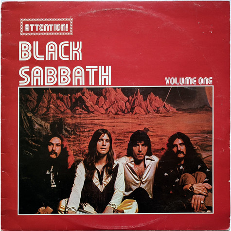 Black Sabbath - Attention! Black Sabbath Volume One