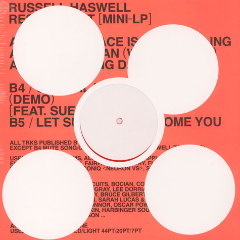 Russell Haswell - Respondent