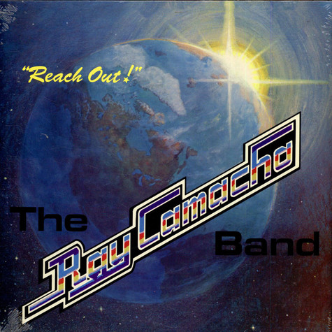 Ray Camacho Band, The - Reach Out