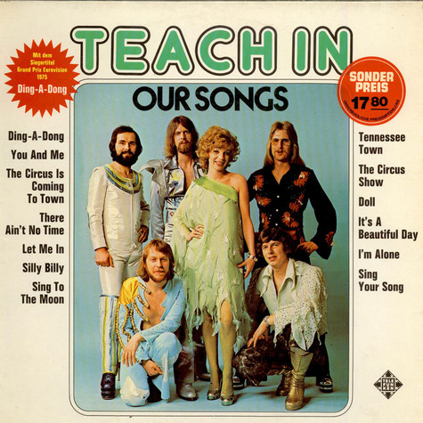 Teach-In - Our Songs