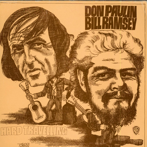 Don Paulin & Bill Ramsey - Hard Travelling
