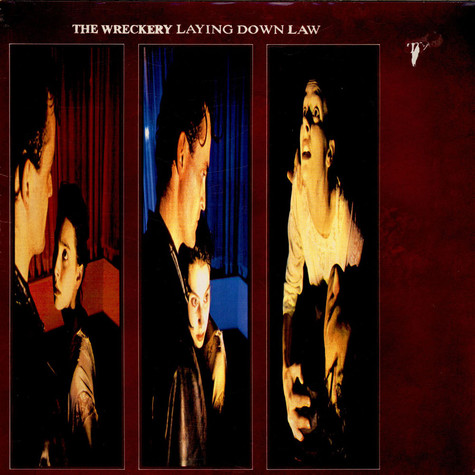 Wreckery, The - Laying Down Law