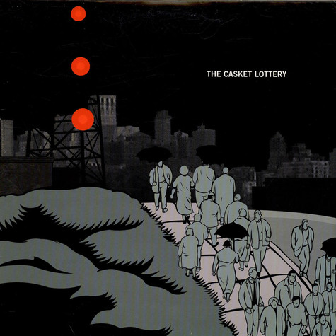Casket Lottery, The - Survival Is For Cowards
