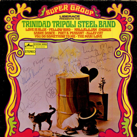 Trinidad Tripoli Steel Band, The - Super Group