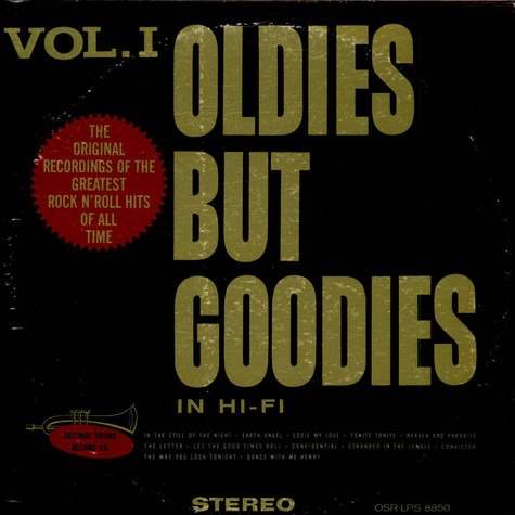 V.A. - Oldies But Goodies Vol. 1