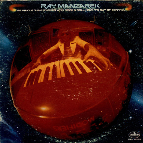Ray Manzarek - The Whole Thing Started With Rock & Roll Now It's Out Of Control